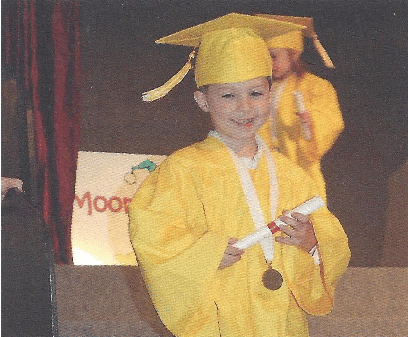 Class of 2018 – Jake's Graduation