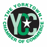 Tom Thumb is a member of the Yorktown Chamber of Commerce