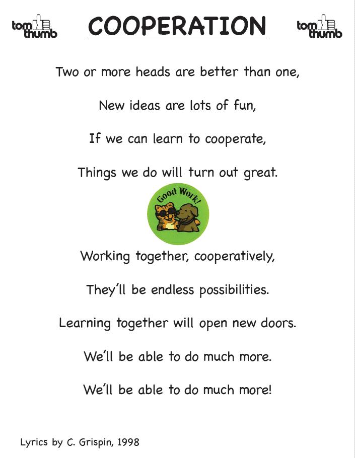 cooperation song lyrics