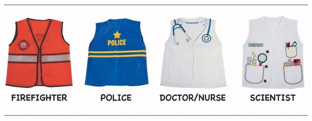 career vests