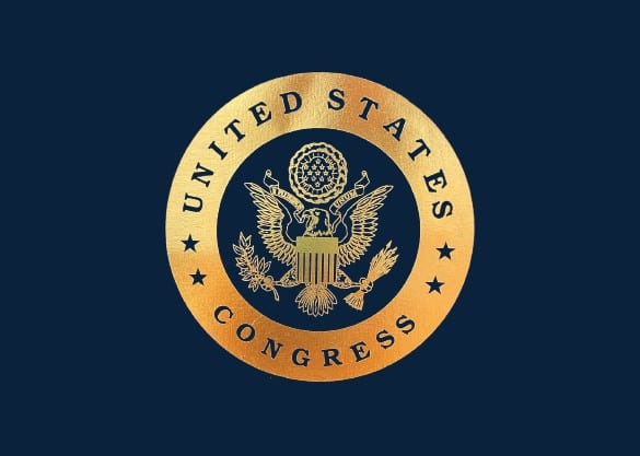 US Congress' Certificate of Achievement