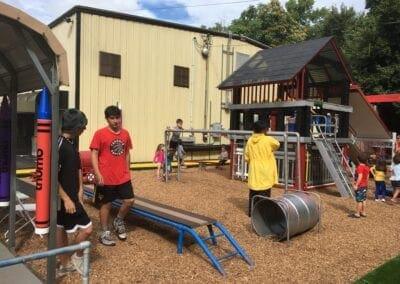 tom thumb playground