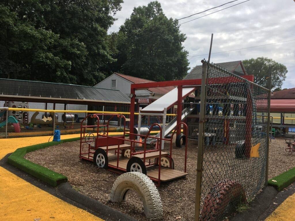 tom thumb summer camp playground